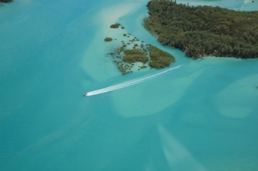 I found myself in a chopper over Willie Creek, north of Broome, in November 2013 thanks to the in-laws (no relation to ...