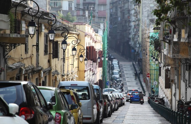 "MACAU: Like Hong Kong, just 65 kilometres away, the peninsula of Macau has benefited from China's ""one country, two ..."
