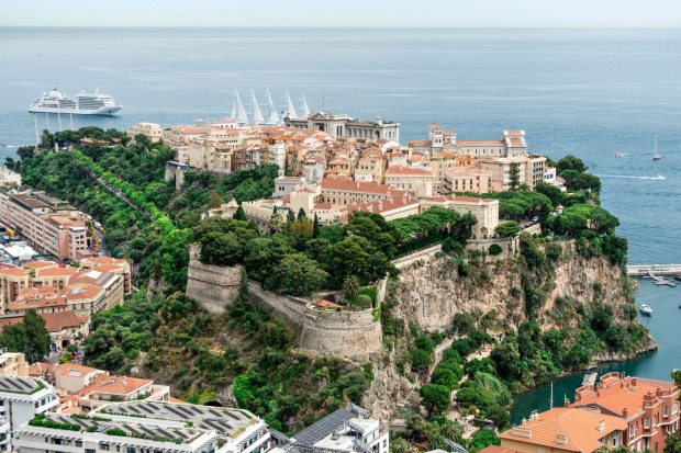 MONACO: Even without rushing, you can walk from one side of Monaco to another in an hour or two. This well-manicured, ...
