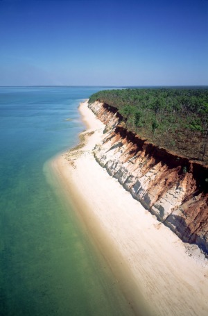 Melville Island is Australia's second-largest island after Tasmania.