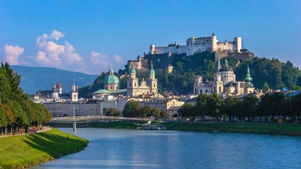 top sites in salzburg austria
