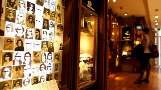 The Museum of Innocence, which was established by the 2006 Nobel Prize for Literature laureate, Orhan Pamuk.