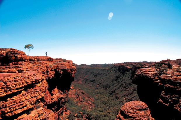 Kings Canyon, NT.