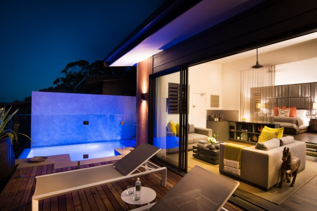 GAIA RETREAT AND SPA, BYRON BAY. It's been just over 10 years since Gaia (meaning spirit of mother earth) opened its ...