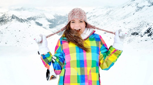 Fake or real, powder is essential for a snow holiday.