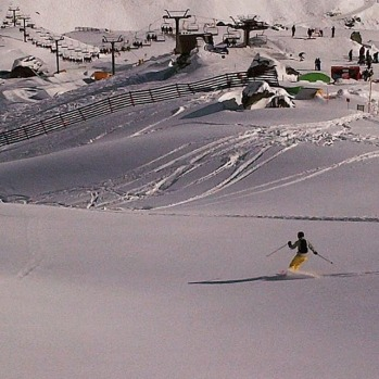 Powder at The Remarkables #misssnowitall #skimaxholidays