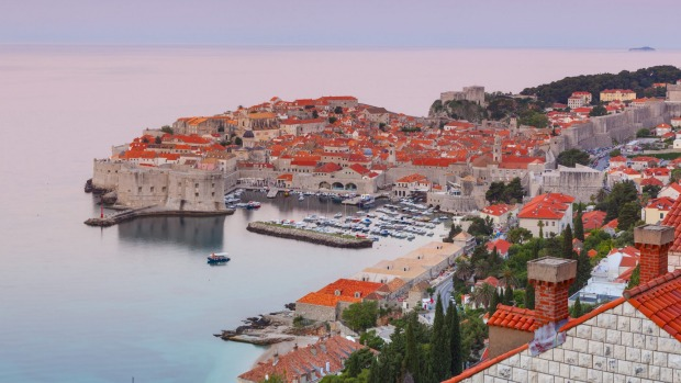 Dubrovnik - the Pearl of the Adriatic.
