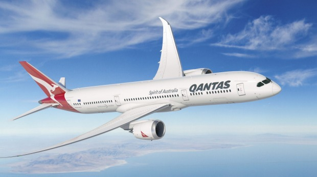 Qantas will order 15 new Boeing 787-9 Dreamliners