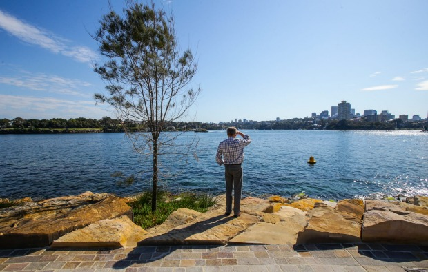 Barangaroo Indigenous tours: Sydney's newest park from a