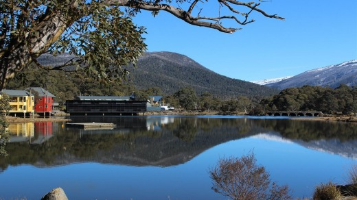 Lake Crackenback Resort.