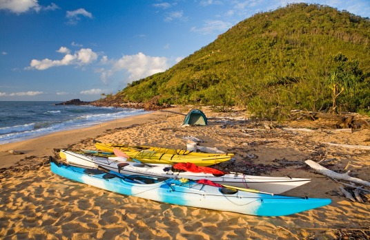 Hinchinbrook Island, Queensland: Australia's largest island national park is a double-edged sword for kayakers. Paddle ...