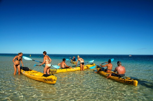 Ningaloo Reef, Western Australia: To many it might only be Australia's other reef, but to a kayaker Ningaloo is ...