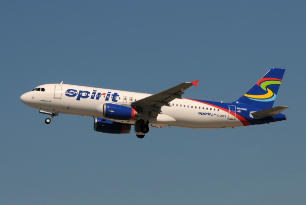 """Spirit Airlines, USA: Customer rating 3/10. """"Everything negative everyone has said about Spirit is true. Spirit ruined ..."""