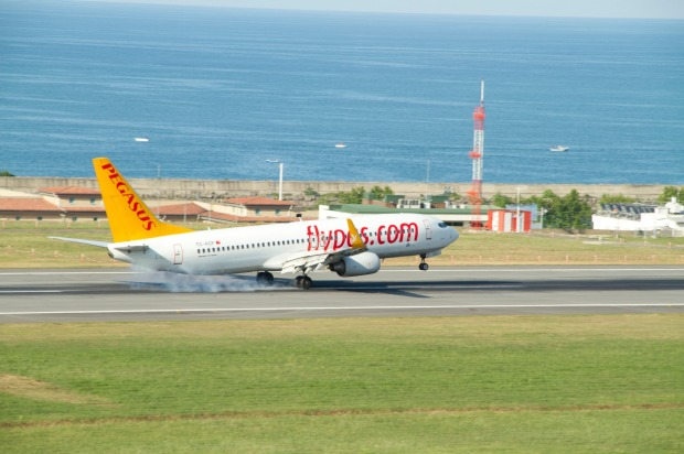 """Pegasus Airlines, Turkey: Customer rating 5/10. """"I had four flights booked on Pegasus for business and vacation and the ..."""