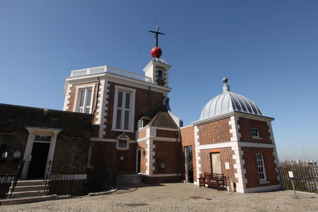 The Royal Observatory, London: Greenwich is where time is measured from – all the world's time zones are expressed in ...