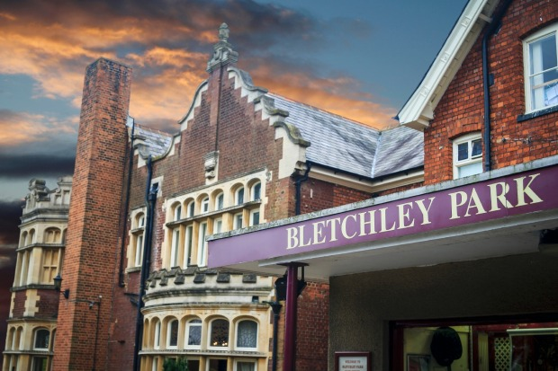 Bletchley Park, England: The other secret World War II game-changer was worked on at Bletchley Park on the outskirts of ...