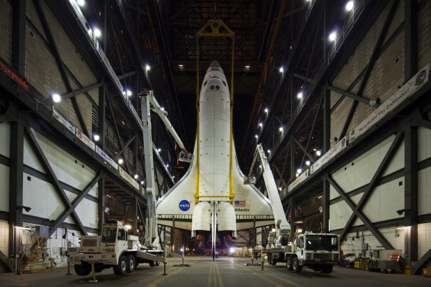 The Kennedy Space Center, Florida For decades, the Kennedy Space Center at Cape Canaveral has been the main launch site ...