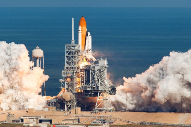 Launches still take place throughout the year, but even if nothing is being sent up, there's still enough there to ...
