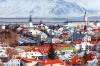ICELAND: With great deals to be had on trans-continental flights that stop over in Reykjavik (pictured), this cold ...