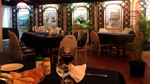 L'Houstalet Restaurant: Opened since 1973, this French restaurant claims to not have changed its menu in 25 years.