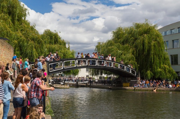 Regent's Canal: Even before railways were invented, the Industrial Revolution began with canals. Lots of cities have ...