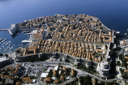 CITY WALLS, DUBROVNIK: Cities once built walls to keep intruders out. Now they exploit them to keep visitors in. Many ...