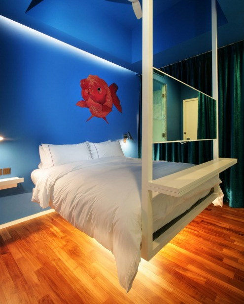 NEW MAJESTIC HOTEL: What does your perfect hotel look like? In this designer den, where each of the 30 rooms has been ...