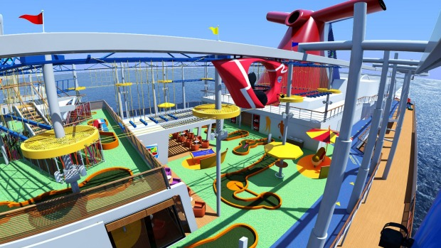 Best Cruises And Cruise Ships For Families How To Find The - Best cruise ships for teens