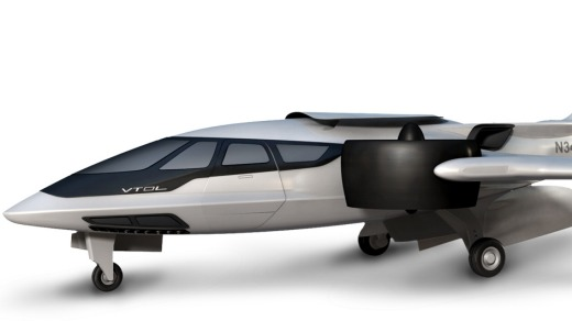 TriFan 600 is the first small aircraft to offer a vertical take-off.