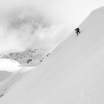 Pro shot: Aussie backcountry.