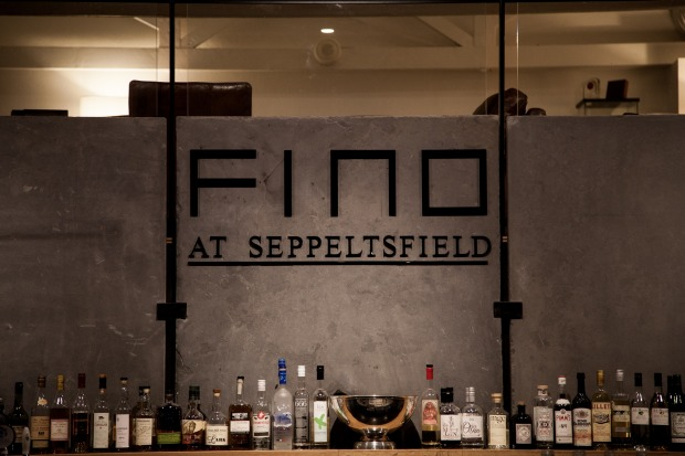 Fino at Seppeltsfield: At Seppeltsfield's new restaurant, Fino, it's not just the food that has been artisanally ...