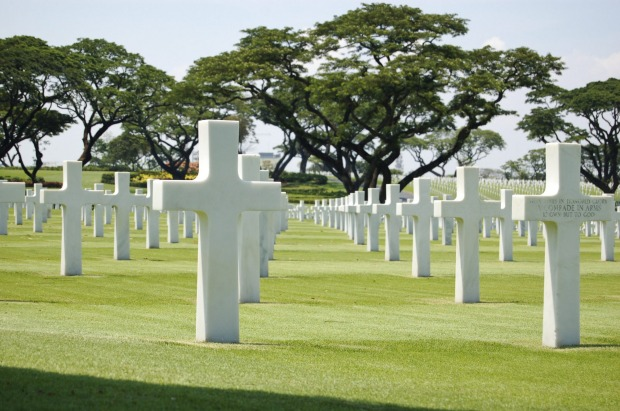 The American Cemetery and Memorial, Manila, Philippines: It's the sheer scale that's humbling in the largest of the US ...