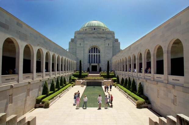The Australian War Memorial, Canberra: The Last Post can also be heard at the Australian War Memorial, just before 5pm. ...