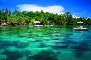 Sanbis Resort, Solomon Islands.
