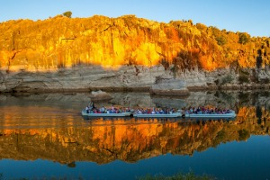 Gekie Gorge in Western Australia is as beautiful as it is remote. Big Picture Sept 12