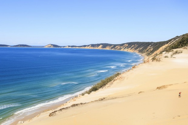 Great Beach Drive is a new coastal touring route linking together more than 200 kilometres of existing beach roads ...