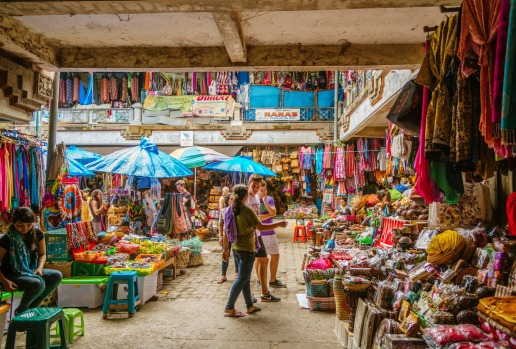 The shopping's amazing, but not the bargain it once was: The markets are fun for first timers, and haggling is expected. ...
