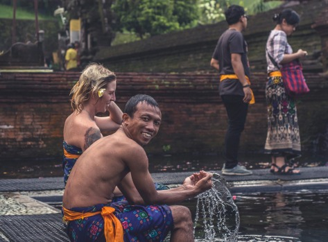 There are a lot of Ketuts: All Balinese share the same four names - Wayan, Made, Nyoman or Ketut - whether they're male ...