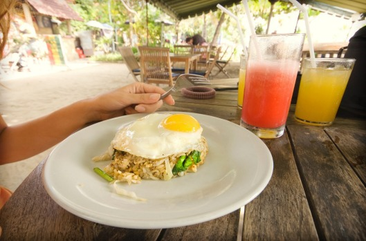 You will get sick of nasi goreng but you should try it: Balinese cuisine is not world-renowned, but it's tasty and ...