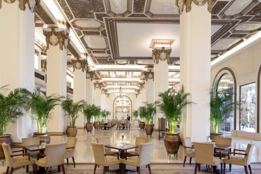 ***Photo credit: Peninsula Hotel  High tea at Peninsula Hotel, Hong Kong  ***Please archive - images may be re-used only ...