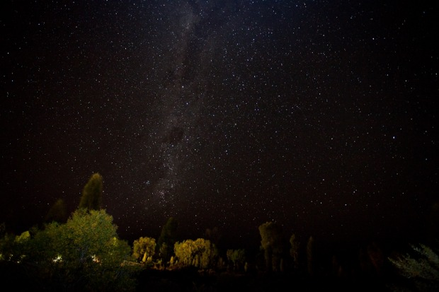 OUTBACK SKY JOURNEYS: For a more thorough excursion through the night sky, this after-dark tour takes you just a few ...