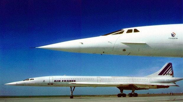 A private group hoped to get the supersonic aircraft back into the sky.