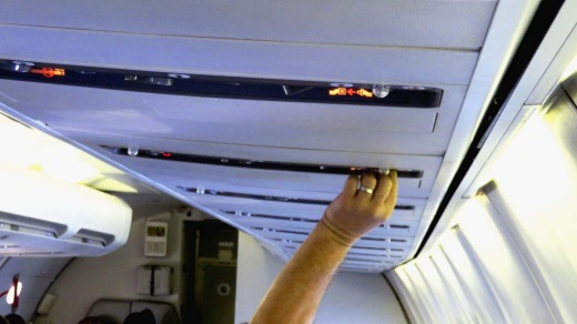 Plane travel can be many things, but too often it is either too hot or too cold.