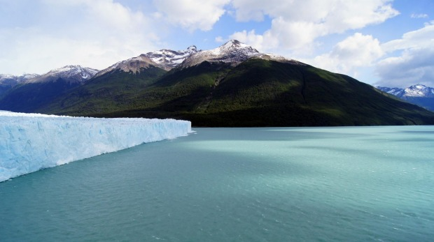 PERITO MORENO GLACIER (ARGENTINA) Creeping down from the Southern Patagonian Icefield, this 30-kilometre-long, ...