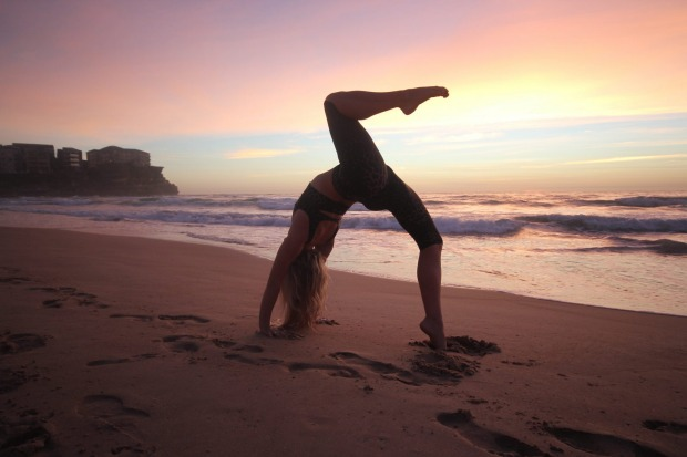 """Amy Widdis wanted to create """"something different, something extra juicy"""" so decided to launch YOGA+ packages offering ..."""