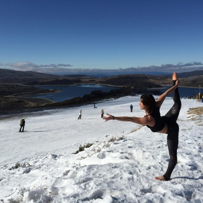 What do you get when you combine snow fun with zen? Snowga, of course. Trackers Mountain Lodge in Falls Creek Victoria ...
