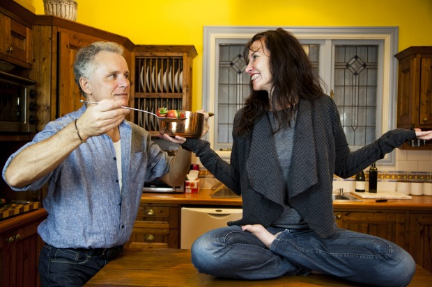 Jenny Klok and Edwin Rosenkranz live an idyllic life in the Hunter Valley – Jenny teaches yoga and Edwin teaches cooking ...