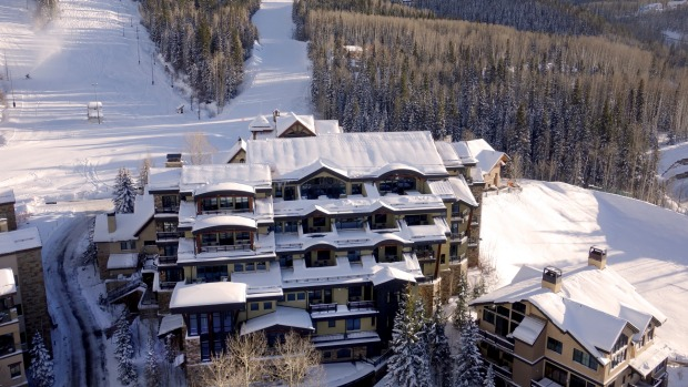 Services at the luxury Lumiere Hotel, Telluride, include a ski valet.