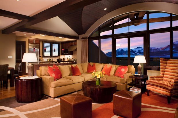 Penthouse at Lumiere Hotel, Telluride, US.