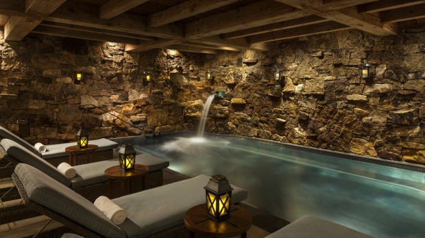 Ritz Carlton Bachelor Gulch, Beaver Creek, US.